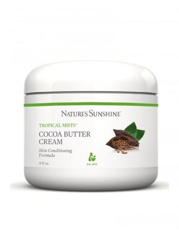 Крем для тела с маслом какао Tropical Mists