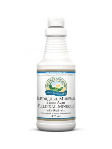 Коллоидные минералы с соком Асаи (Colloidal Minerals with Acai Juice)