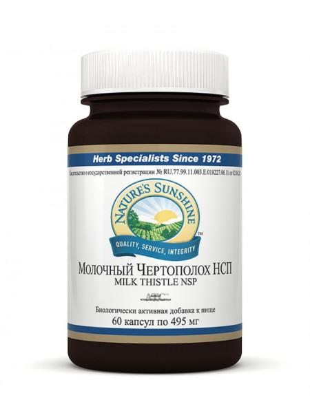 Молочный Чертополох НСП (Milk Thistle NSP)